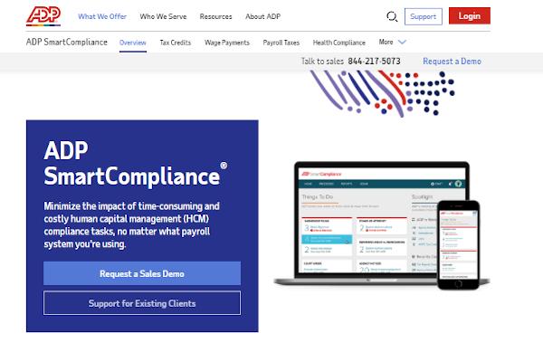 adp smartcompliance