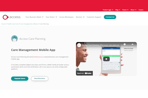 access care planning