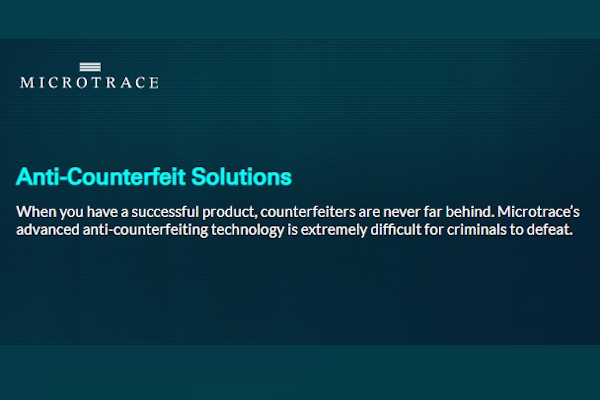 anti counterfeiting solutions