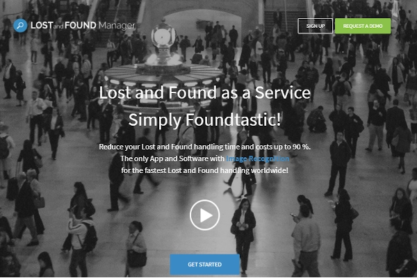 lost and found manager