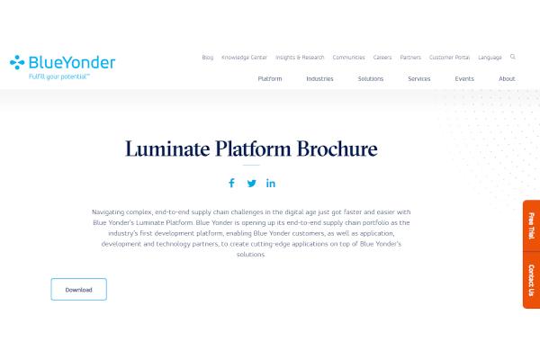 luminate platform