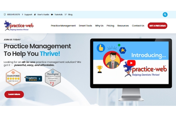 practice web