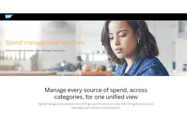 sap spend management