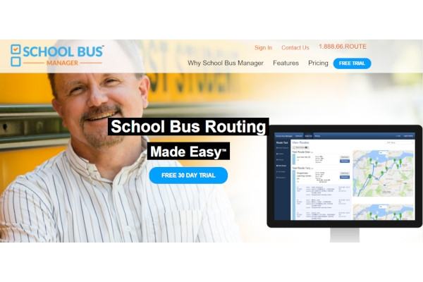 school bus manager