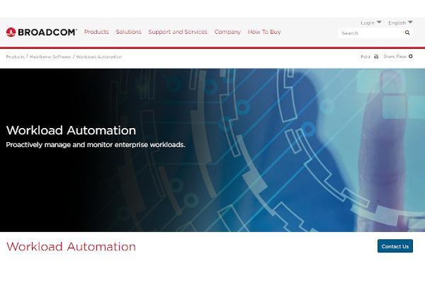 broadcom ca workload automation autosys