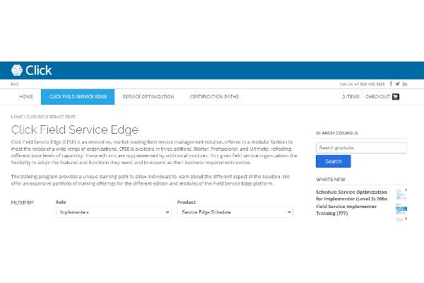 clickfield service edge