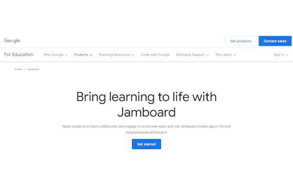 google whiteboard