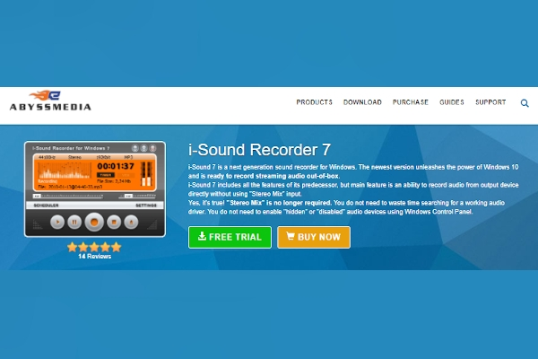i – sound recorder 7