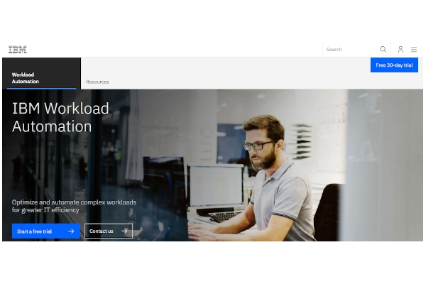 ibm workload automations