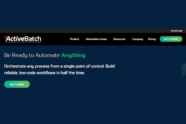 activebatch workload automations