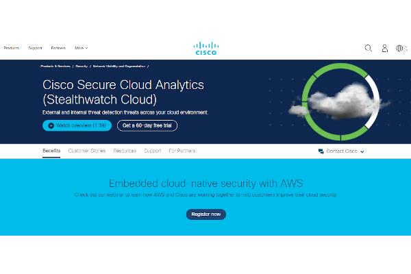 cisco secure cloud analytics