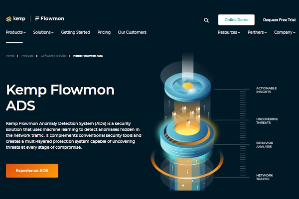 flowmon anomaly detection system