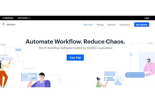 kissflow workflow
