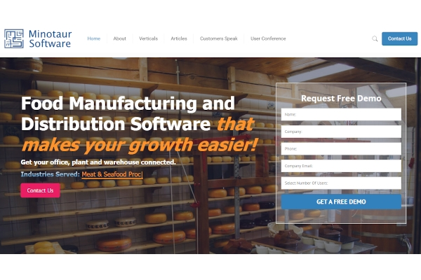 minotaur business system