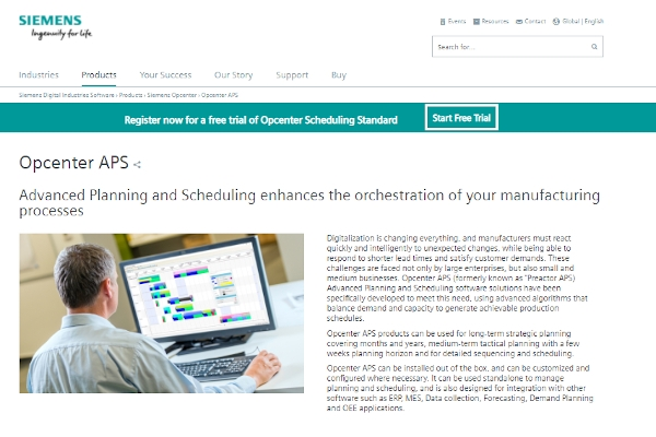 opcenter aps
