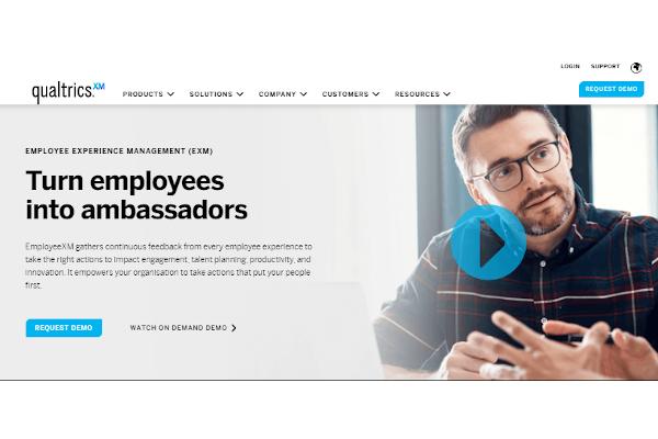 qualtrics employee experience