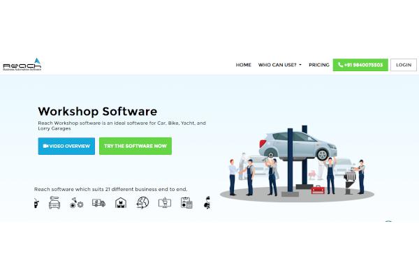 reach workshop software