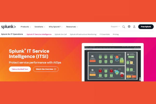 splunk it service intelligence
