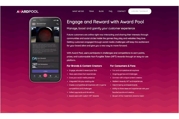 award pool