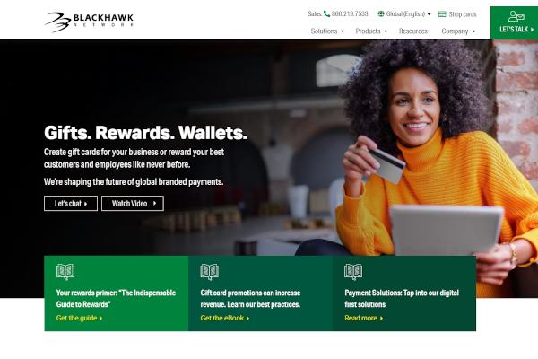 blackhawk network incentives