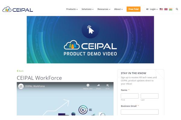 ceipal workforce