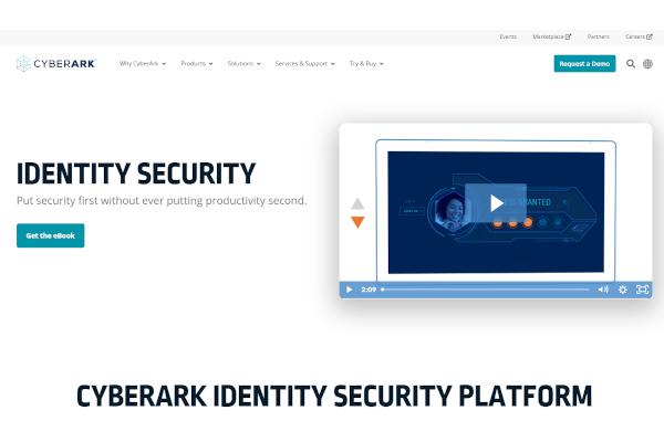 cyberark identity
