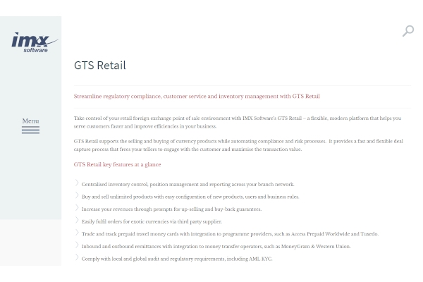 gts retail