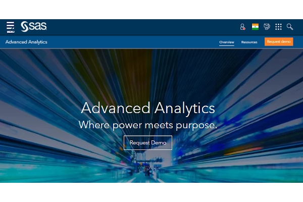 sas advanced analytics