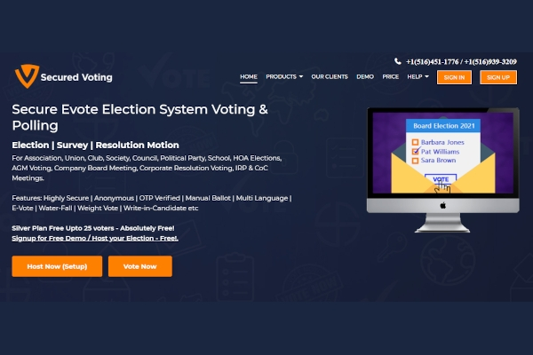 securedvoting