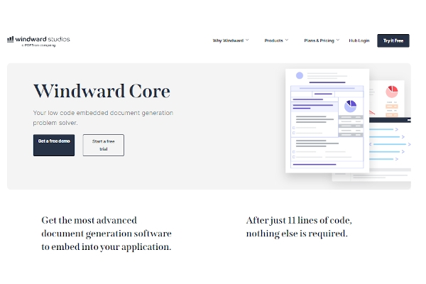 windward core
