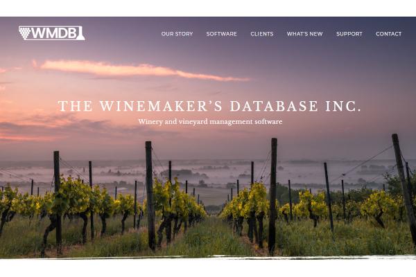 winemakers database