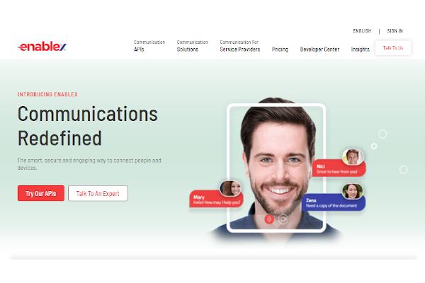 enablex communication apis