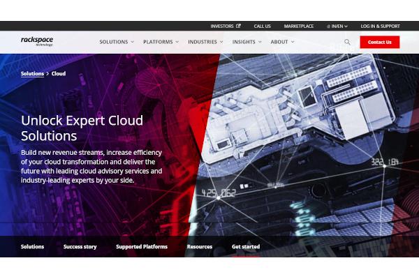 rackspace public cloud