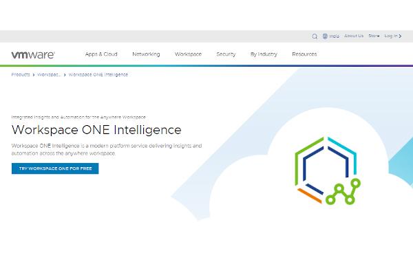 workspace one intelligence